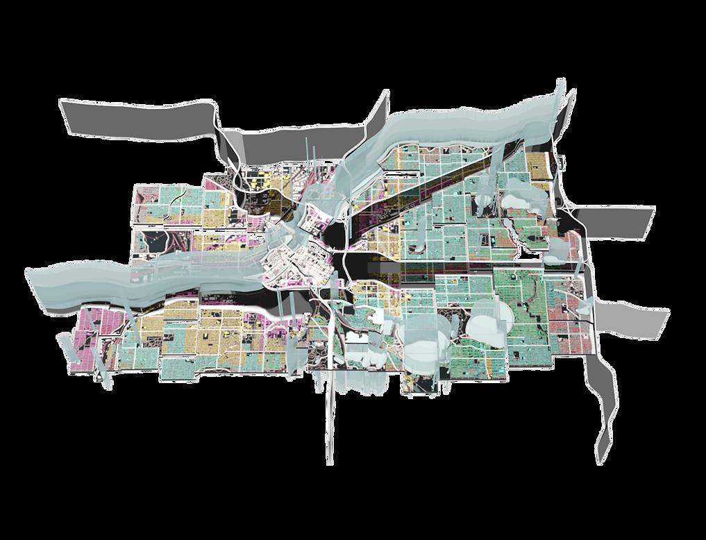 4.17 MONSTER MAP transparent background.
