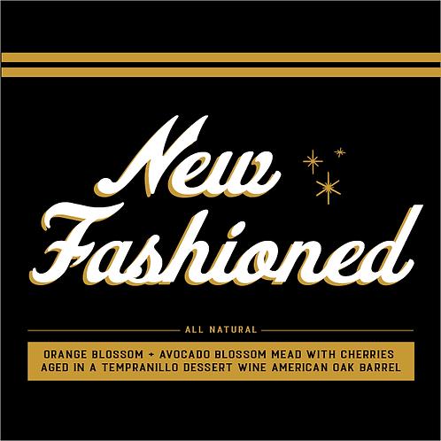 New Fashioned  ∙ 17% ABV ∙ 375ml