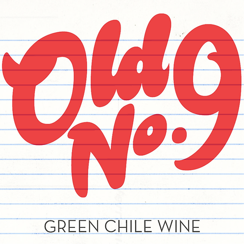 Old No. 9  ∙ 11.8% ABV ∙ 750ml