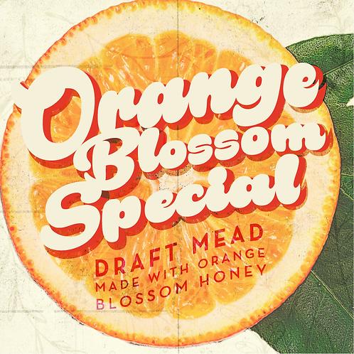 Orange Blossom Special  ∙ 6.8% ABV ∙ 500ml