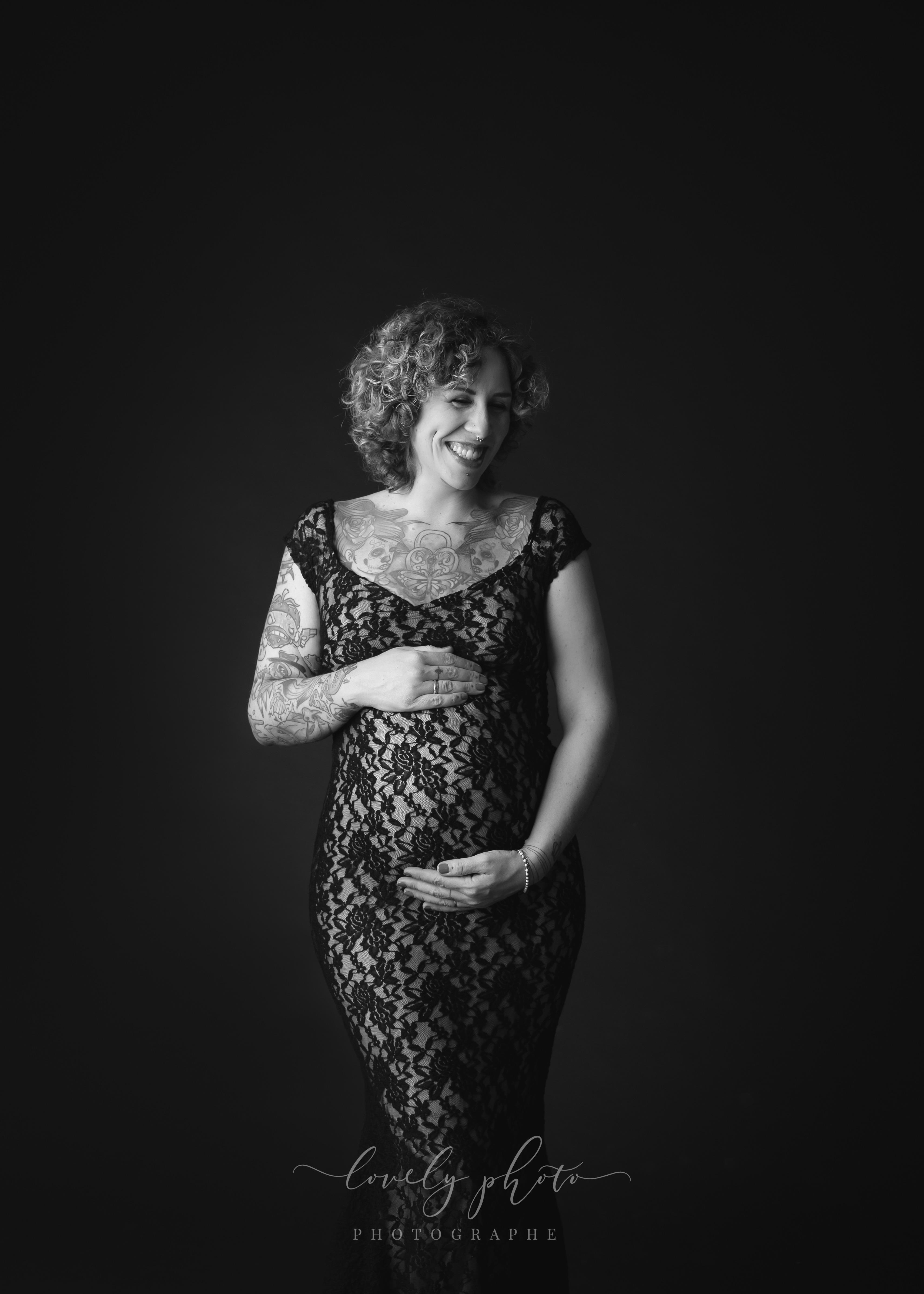 photographe grossesse Lausanne