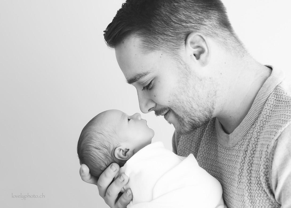 photographe bébé famille lausanne