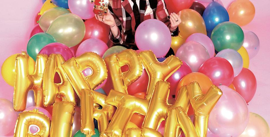 【ONLINE SHOP限定ver.】Birthday Party!!
