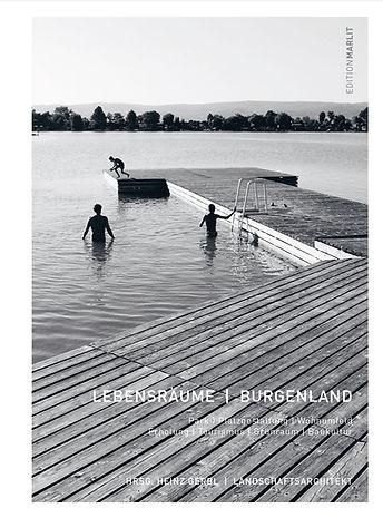 Buchcover Lebensräume Burgenland Heinz Gerbl