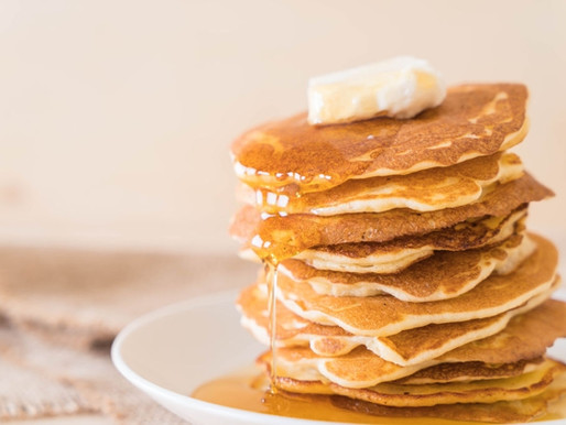 SIMPLE PANCAKES