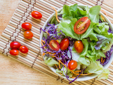 Fight ageing with a plant-based diet