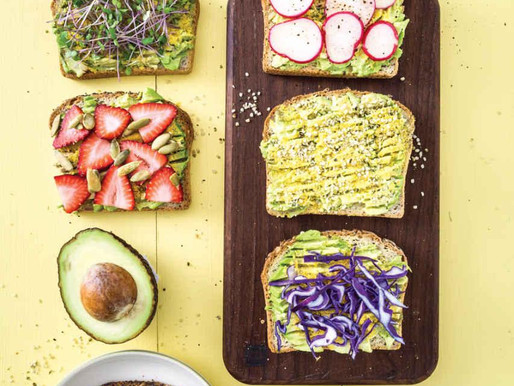 Quick & Easy Avocado Toast