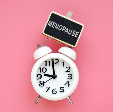 MENOPAUSE FACT SHEET