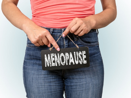 THE ROULETTE WHEEL OF MENOPAUSE SYMPTOMS