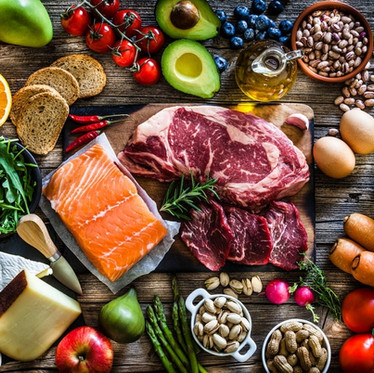 FOODS CONTAINING LIFE SUSTAINING PROTECTION