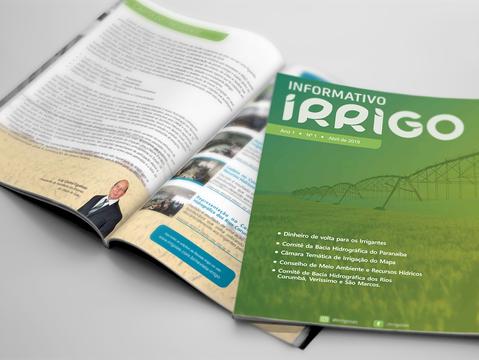 Informativo Irrigo - Abril de 2019