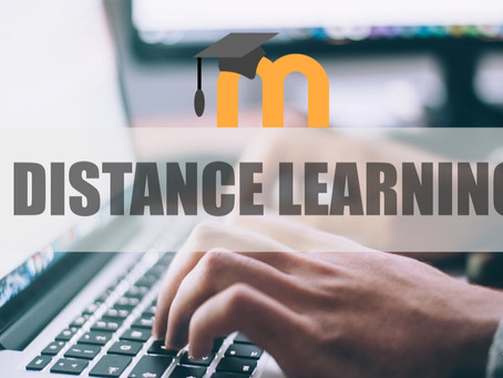 NEW SERVICE PART 2: DISTANCE LEARNING