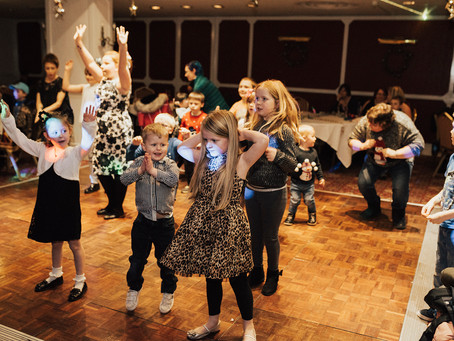 Young Carers Family Party