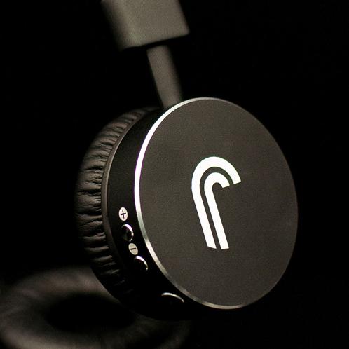 Studio43 Uber Black Wired & Wireless Headphone