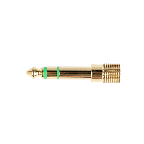 Gold Plated Slip-On Adapter
