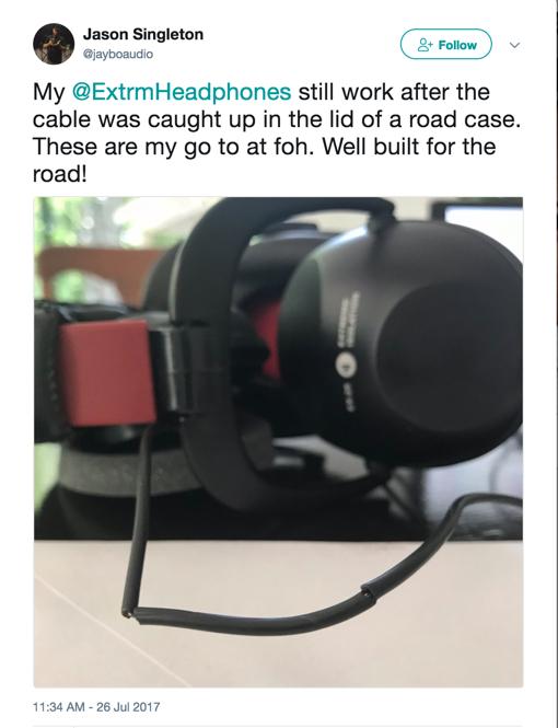 Crimped Headphone Cable? No Problem!