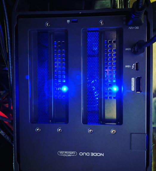 15.4TB & 30.8TB NVMe RAIDs