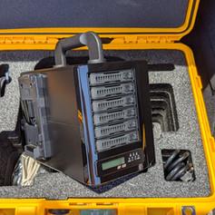 19TB Encrypted SSD RAID5