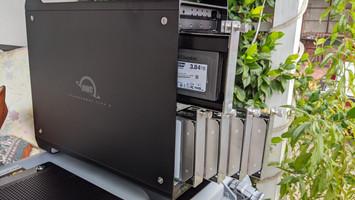 Flex8 98TB NVMe+RAID5