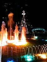 FLL Christmas fountain.JPG