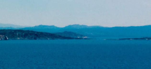 Sailing through the islands.JPG