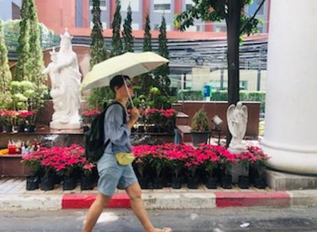 Traveling Bangkok With No Agenda