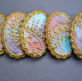 iced watercolour biscuits