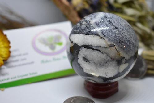 Austrian Pinolith Sphere