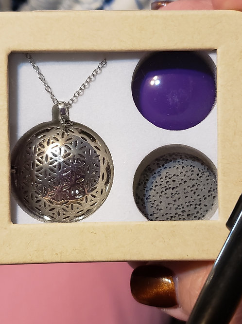 Flower of Life Harmony Necklace