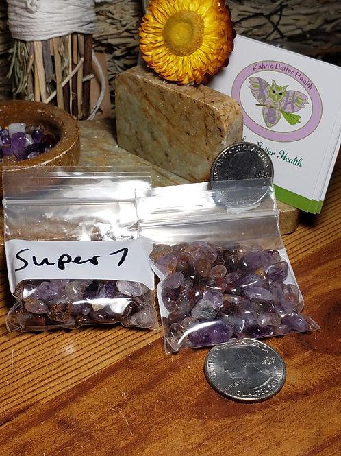 Super Seven Chips, 20 gram bag