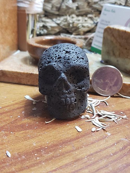 XL Lava Skull