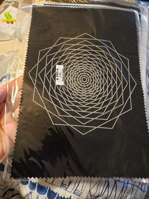 Grid Cloth Dodeca Fractal
