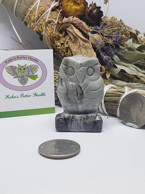 Picasso Jasper Owl