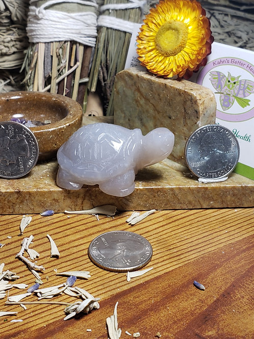 Agate Turtle, $12