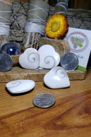 Shiva Cat Eye Heart, $4
