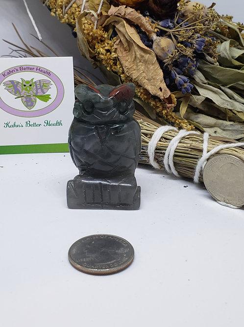 African Bloodstone Owl