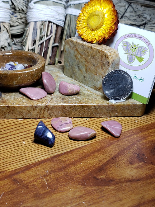 Rhodonite, Small