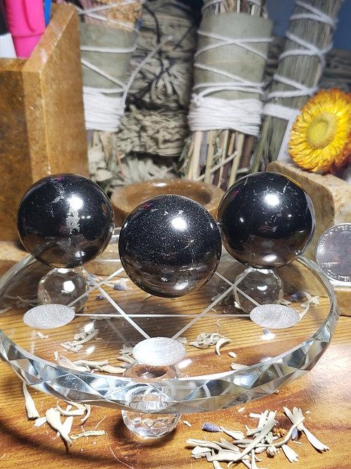 35 mm Shungite Sphere