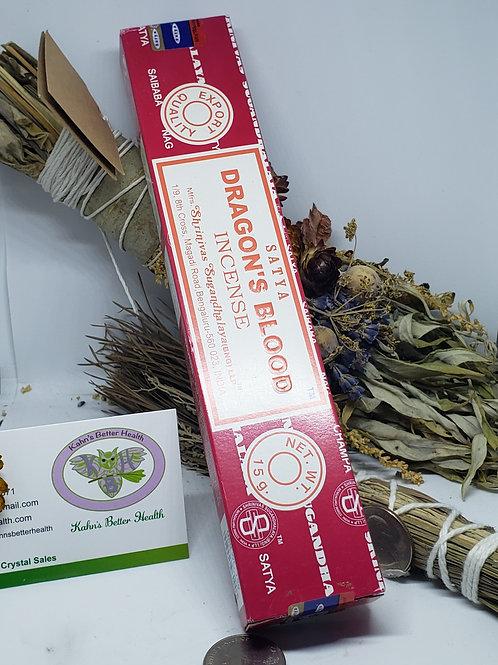 Dragonsblood Incense Sticks