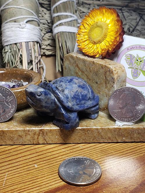 Sodalite Turtle