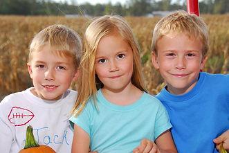 Jack, Sara and Cole