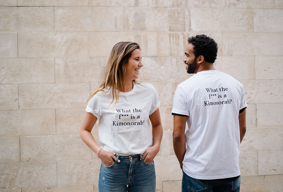 What the f*** is a Kimonorah? T-Shirt