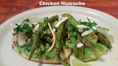 Chicken Huarache