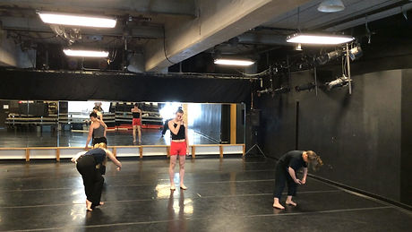 Logged Out (2016)-Rehearsal Photage_Mome