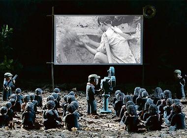 Le documentaire animé et l'image réparatrice