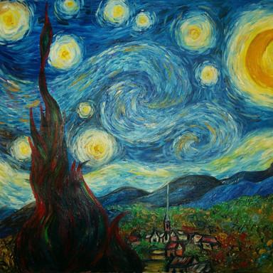 Starry Night #1