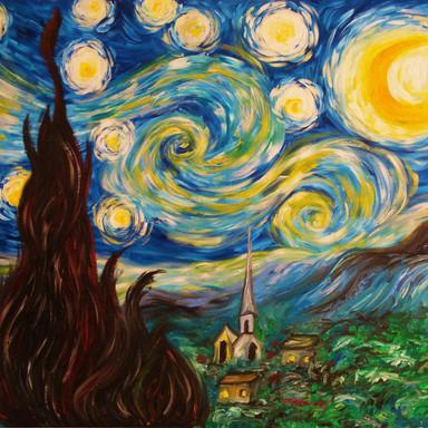 Starry Night #2