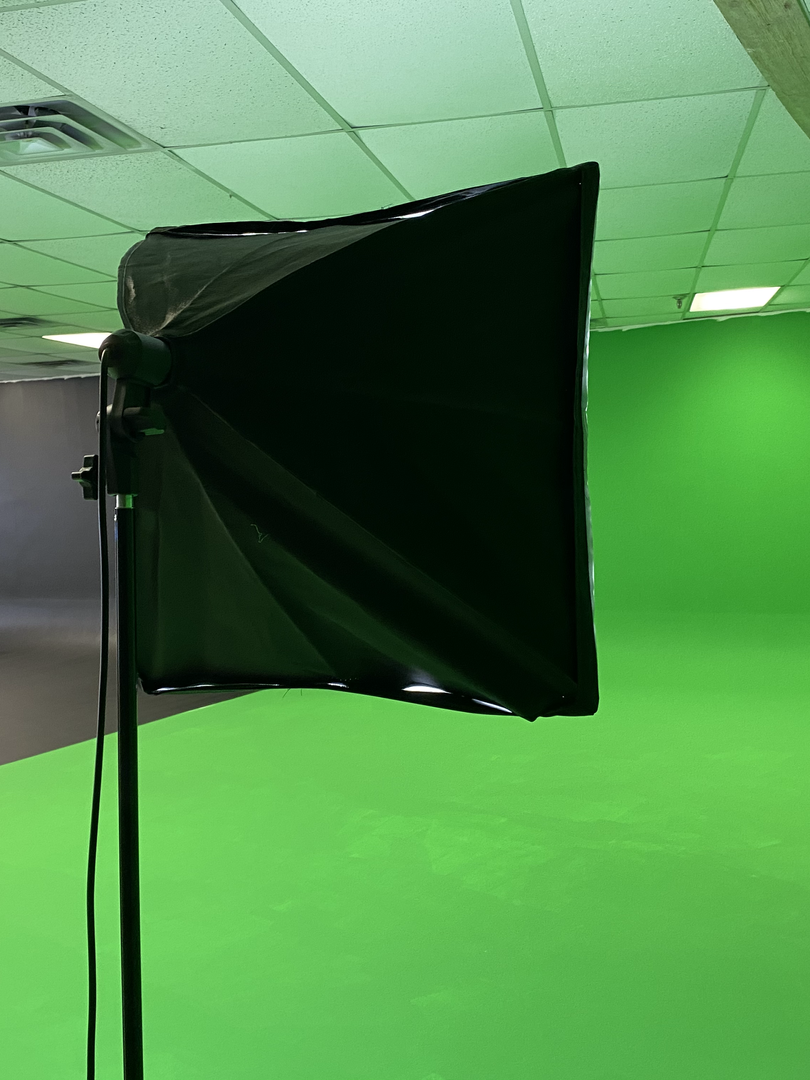 Over Sized Greenscreen