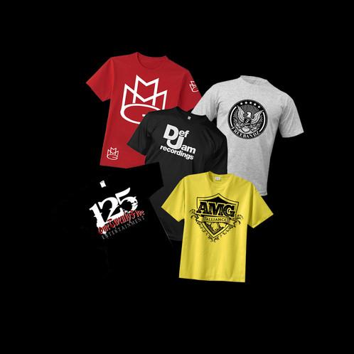 75 Custom Branded T-Shirts   thepromoplug
