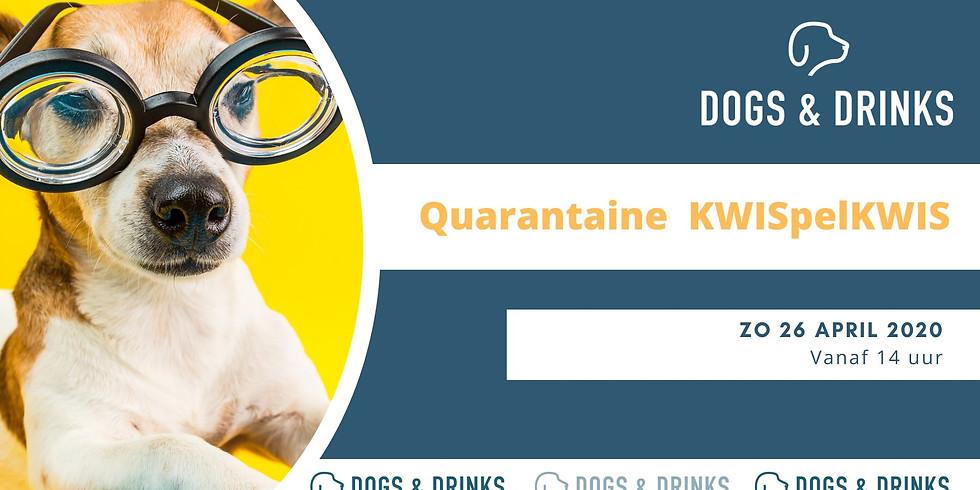 Quarantaine KWISpelKWIS